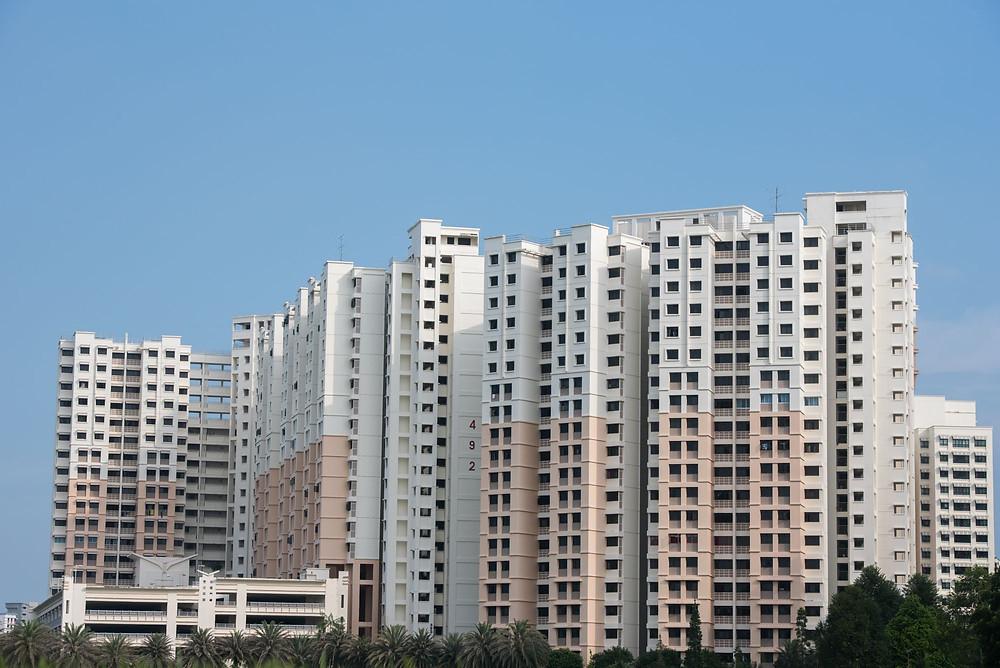 Singapore HDB Photo