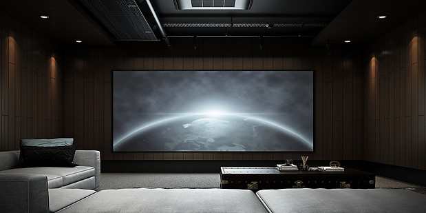 Home cinema photo