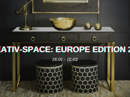 Creativ-Space: Europe Edition