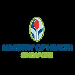 Singapore MOH logo png