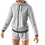 Thumbnail: JACKET DETE HOODED (Gray)