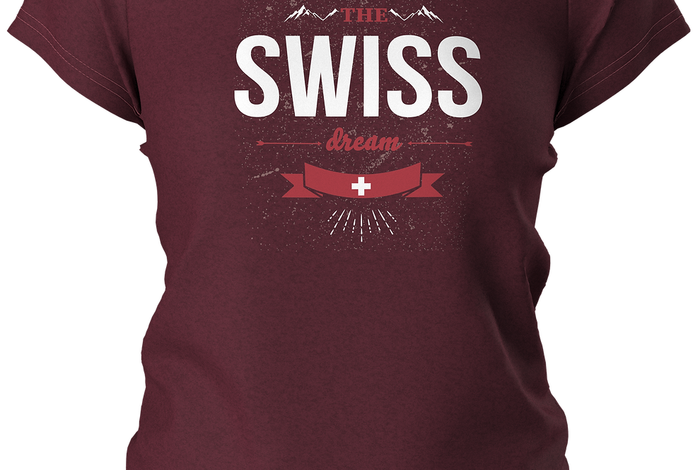 T-SHIRT SWISS DREAM