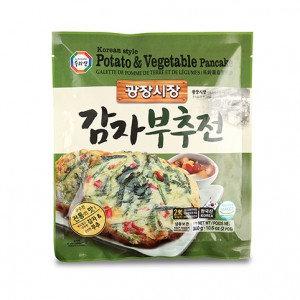 SURASANG Potato & Vegetable Pancake 10.58 oz