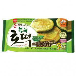 WANG Sweet Rice Pancake Green Tea Hotteok 180 g