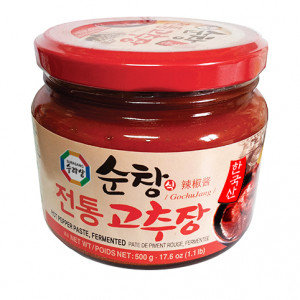 SURASANG Hot Pepper Paste Mild 1.1 Lb