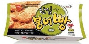 WANG Red Bean Fish Bun Mini 1 Lb