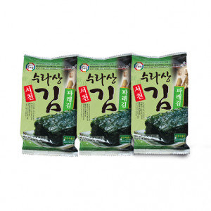 SURASANG Seasoned Seaweed Snack 3x0.15 oz
