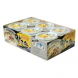 SURASANG Knife Cut Noodle Soup Clam Flavor 7.37 oz