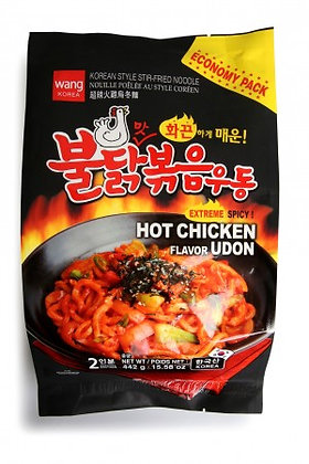 WANG Hot Chicken Stir Fried Udon 15.58 oz