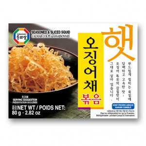 SURASANG Seasoned Sliced Dried Squid 2.82 oz