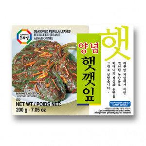 SURASANG Seasoned Perilla Leaves 7.05 oz
