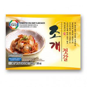 SURASANG Fermented & Seasoned Chili Clam 7.05 oz