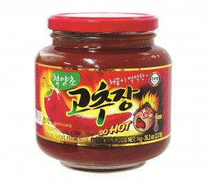 SURASANG Hot Pepper Paste Extra Hot 2.2 Lb