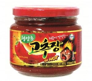 SURASANG Hot Pepper Paste Extra Hot 1.1 Lb