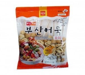 WANG Fish Cake w/Soup Assorted Skewered 1.2 Lb