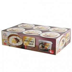 SURASANG Korean Rice Cake Soup 6.24 oz
