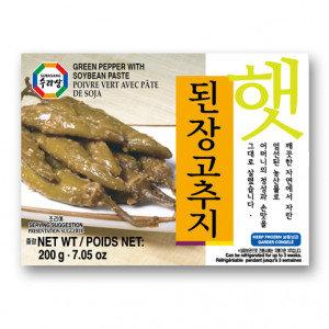 SURASANG Green Pepper w/ Soybean Paste 7.05 oz