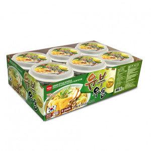 WANG Udon w/ Fried Bean Curd Inari 7.76 oz