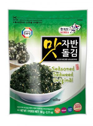 SURASANG Seasoned Seaweed 2.11 oz