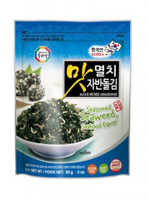 SURASANG Seasoned Seaweed Anchovy 3 oz