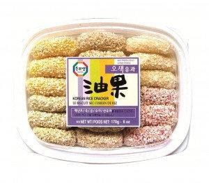 SURASANG Korean Rice Dessert Assorted 6 oz