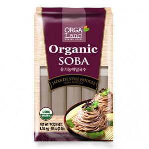 ORGALAND Organic Soba Noodle 3 Lb