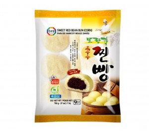 SURASANG Sweet Red Bean Bun Corn Flour 27 oz