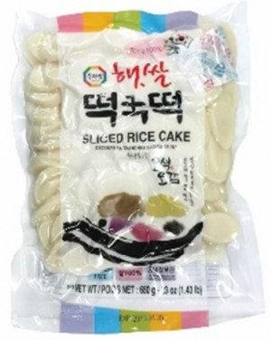 SURASANG Rice Cake Sliced 1.43 Lb