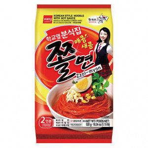WANG Chewy Cold Noodle 19 oz