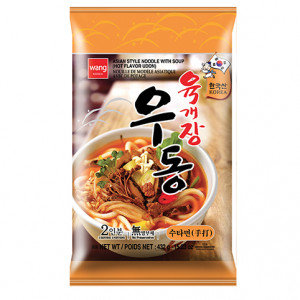 WANG Spicy Beef Udon 15.23 oz