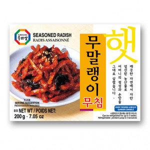 SURASANG Seasoned Dried Radish 7.05 oz