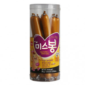 WANG Fish Cake Sausage 10x1.34 oz
