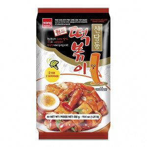 WANGn Tteokbokki w/ Hot Sauce 19.4 oz