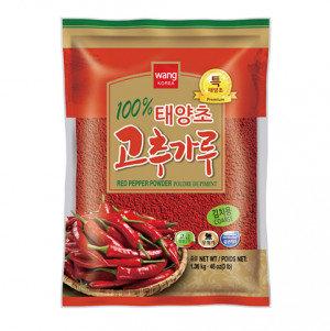 WANG Red Pepper Powder Coarse 3 Lb