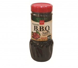 WANG Galbi BBQ Marinade 16.93 oz