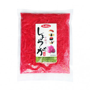 SUKINA Pickled Ginger Kizami 17.7 oz