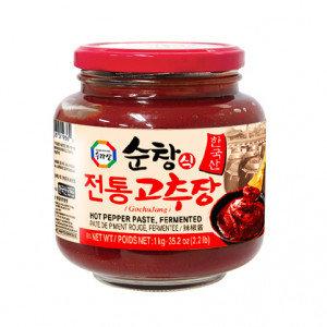 SURASANG Hot Pepper Paste Mild 2.2 Lb
