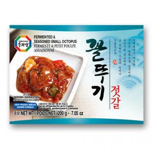 SURASANG Fermented & Seasoned Small Octopus 7.05 oz