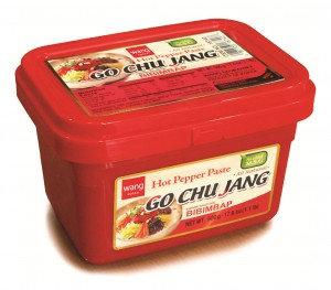 WANG All Natural Hot Pepper Paste 2.2 Lb