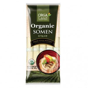 ORGALAND Organic Somen Noodle 1 Lb