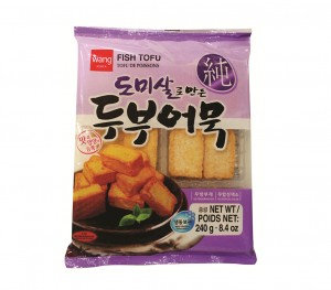 WANG Premium Fish Cake Tofu 8.4 oz