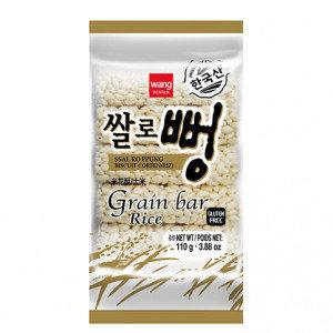 WANG Puffed Rice Roll 3.88 oz