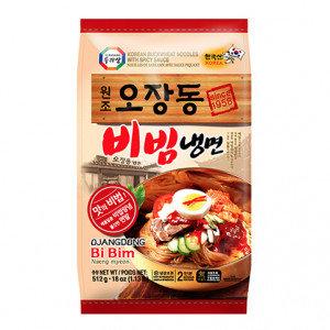SURASANG Cold Noodle w/ Spicy Sauce 18 oz