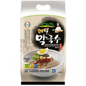 SURASANG Buckwheat Cold Noodle w/ Soup 1.99 Lb