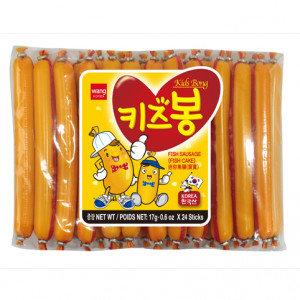 WANG Fish Cake Sausage Mini 24x0.6 oz