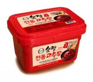 SURASANG Hot Pepper Paste Mild 6.6 Lb
