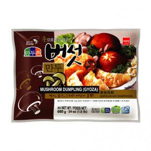 WANG Mushroom Dumpling 1.5 Lb