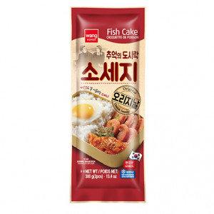 WANG Fish Sausage Original 13.4 oz