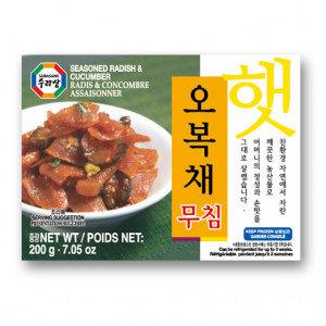 SURASANG Seasoned Radish & Cucumber7.05 oz