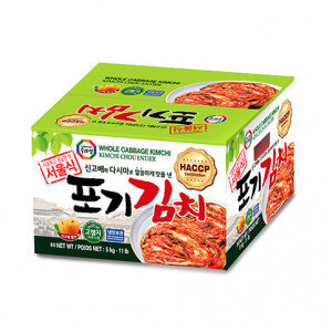 SURASANG Kimchi Whole Mild 11 Lb
